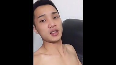 big dick chinese jerk off
