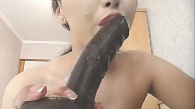 cam girl sloppy deepthroat 80