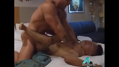 asian muscle boy loves a rough fuck begs for more 2: 4my.fans/austinwolf