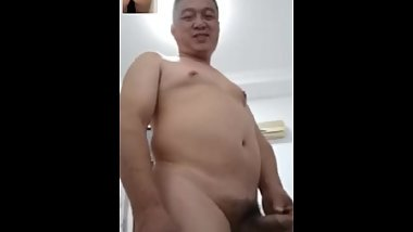 Chinese uncle cum 2