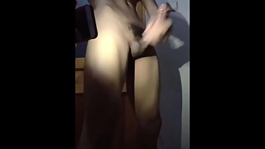 Asian Twink with MASSIVE rod pt 1