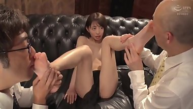 Japanese feet 2 guys worship