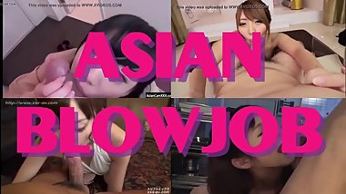 SPLIT BLOWJOBS ASIAN SYNCHRONICS CUMs