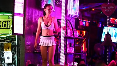 Phuket Nightlife - Red Light District of Patong
