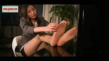 asian nylon feet sp