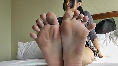 Showing Asian Soles