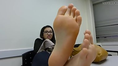 Smooth Asian Feet