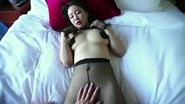 Asian beautiful model