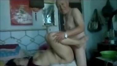 old Chinese fucking