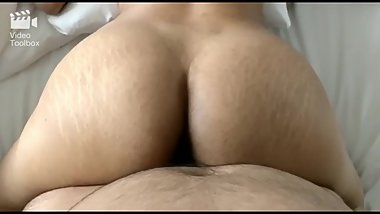 Slutty Bengali whore fucked hard by client